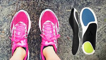 Align Footwear iläggssulor